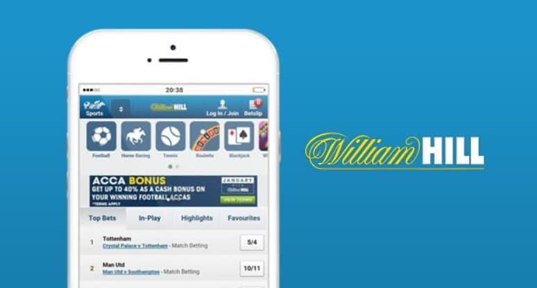 Мобильное приложение Вильях Хилл